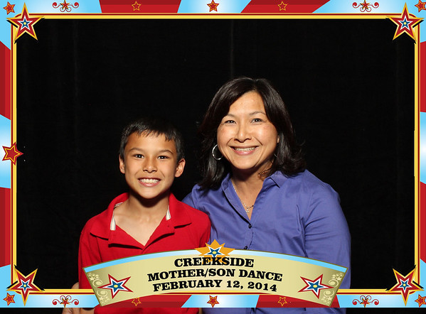 Creekside Mother/Son 2014