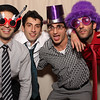 2012-12-31 St. Ephrem Church's NYE : Brought to you by Starlight Photo Booth.  Rent a photo booth in San Diego.