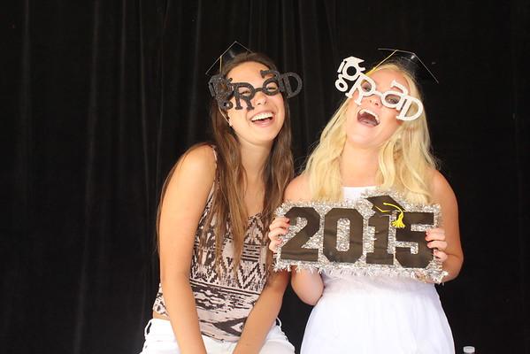 Bailey's Grad Party 6-20-2015